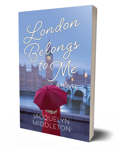 Jacquelyn Middleton's Debut Novel ``London Belongs to Me`` Available Now