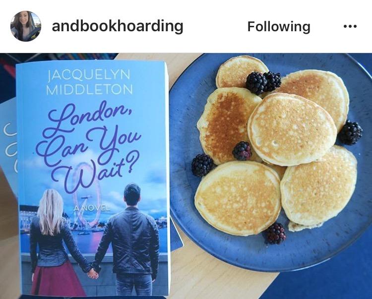 andbookhoarding pancakes   jacquelynmiddleton