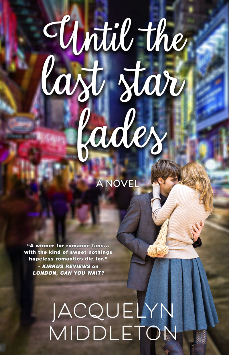 Until the Last Star Fades available in paperback and ebook on Nov 8, 2018
